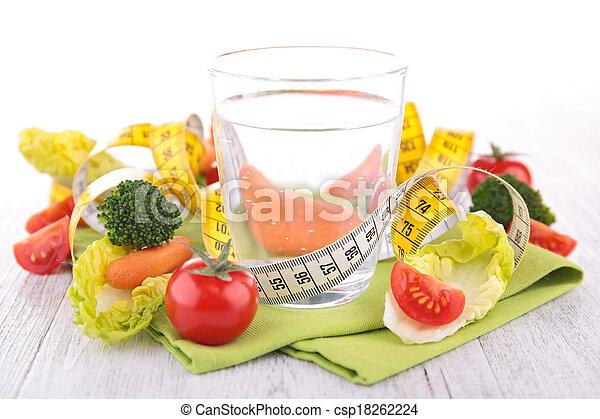 zdrowe jadło - csp18262224