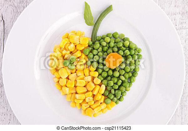 zdrowe jadło - csp21115423