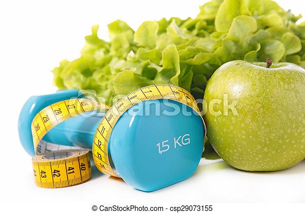 zdrowe jadło - csp29073155