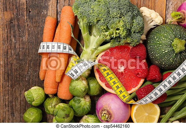 zdrowe jadło - csp54462160