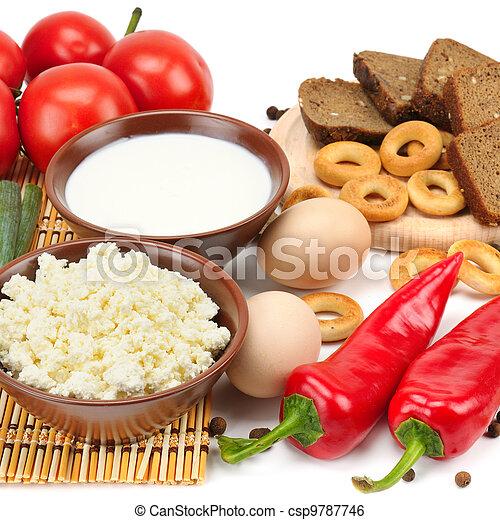 zdrowe jadło - csp9787746