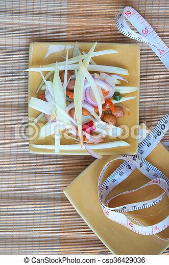 zdrowe jadło - csp36429036