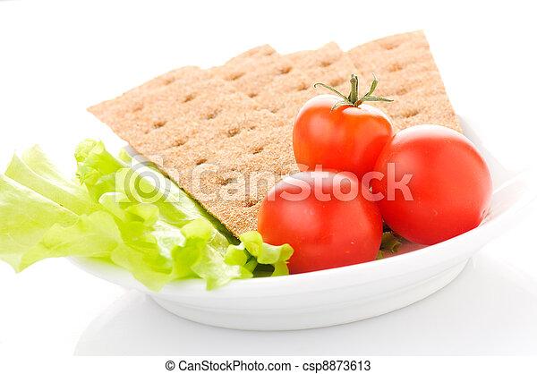 zdrowe jadło - csp8873613