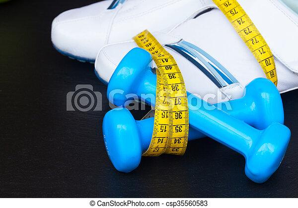 zdrowy, pojęcie, styl życia - csp35560583