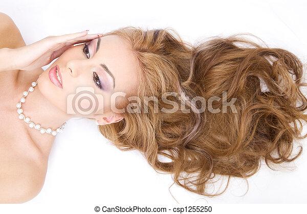 zdrowy, włosy - csp1255250