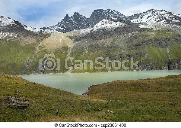 Paisajes de Nueva Zelanda - csp23661400