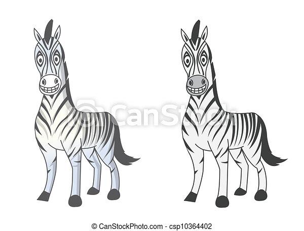 Cebra - csp10364402