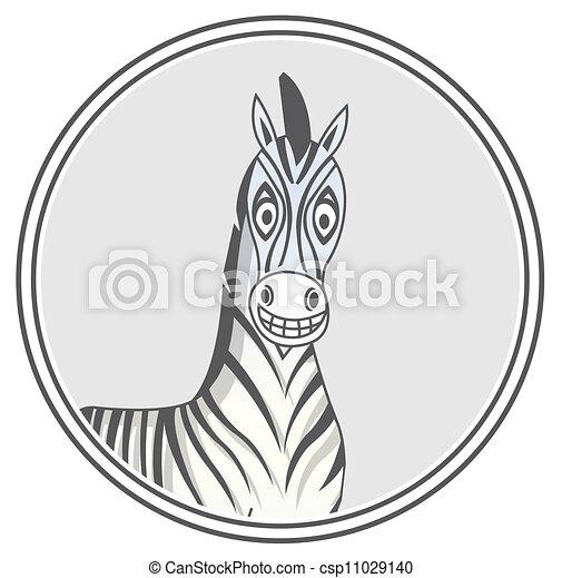 Cebra - csp11029140