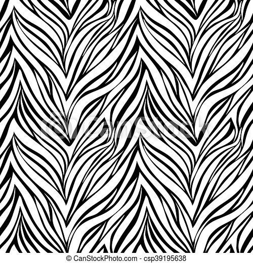 zebra, seamless, πλοκή , γδέρνω  - csp39195638