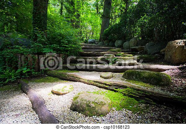 Zen Steps - csp10168123