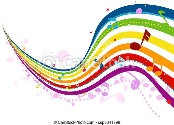 zene, lenget - csp3341799