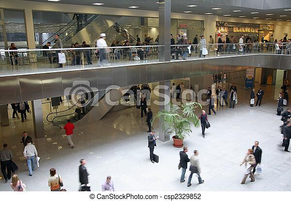 Business Center - csp2329852