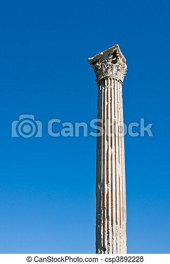 zeus, templo - csp3892228