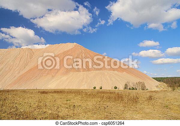Zielitz potash salt dump 08 - csp6051264