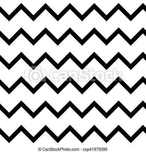 zigzag chevron seamless pattern background in black and eps rh canstockphoto com  chevron pattern vector eps free