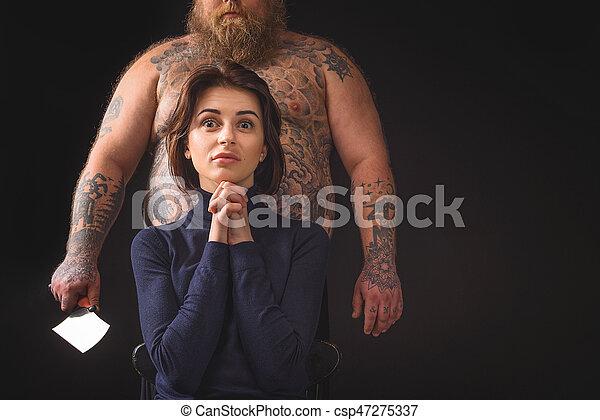 Aansluiting meisje