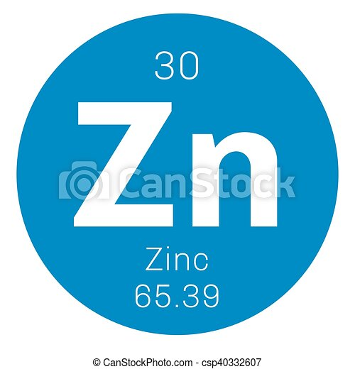 Zinc chemical element common element on earth colored icon with zinc chemical element common element on earth colored icon with atomic number and atomic weight chemical element of periodic table urtaz Gallery