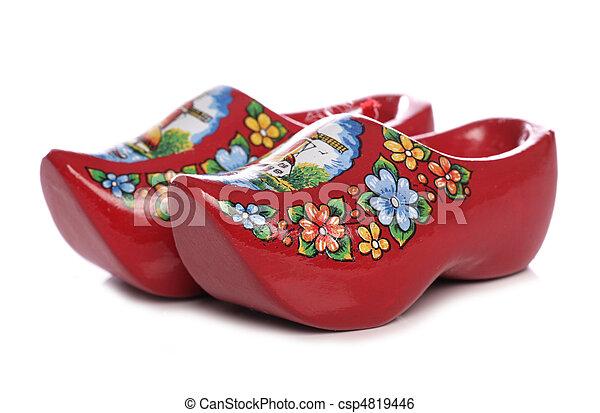 buona vendita Acquista i più venduti prevalente zoccoli, rosso, olandese