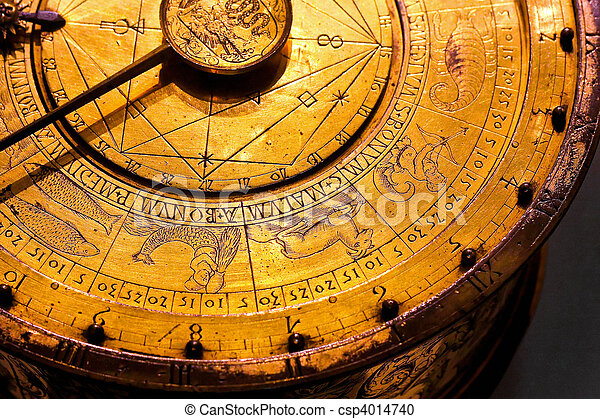 Zodiac detail - csp4014740