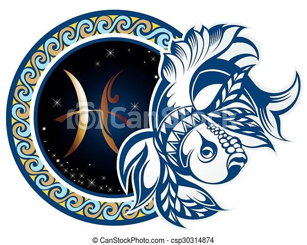 Zodiac Signs Pisces Zodiac Sign