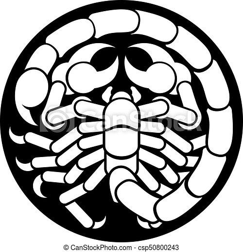 zodiac signs scorpio scorpion icon zodiac signs circular eps rh canstockphoto ie zodiac clipart images zodiac clip art images