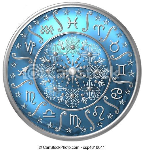 zodiaque, disque - csp4818041