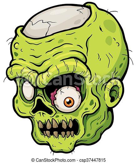 Zombie - csp37447815