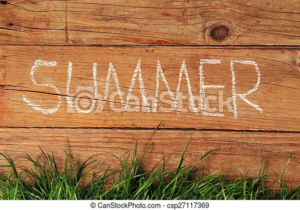 zomer - csp27117369