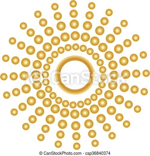 zon, abstract - csp36840374