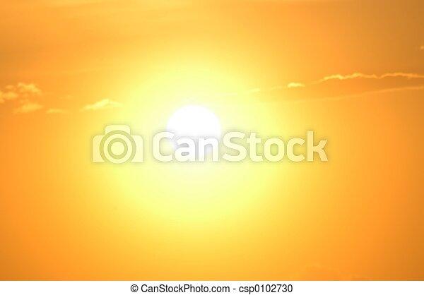 zon, macht - csp0102730