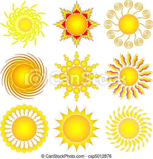 zon stel - csp5012876