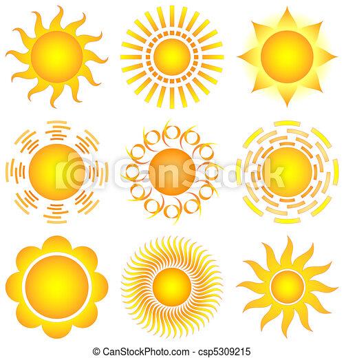 zon stel - csp5309215