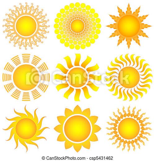 zon stel - csp5431462