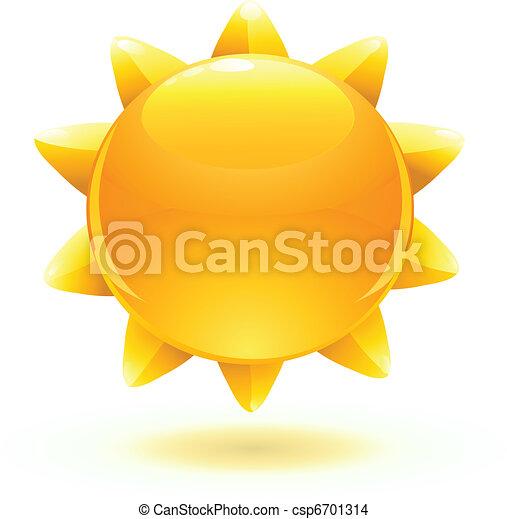 zon, zomer - csp6701314