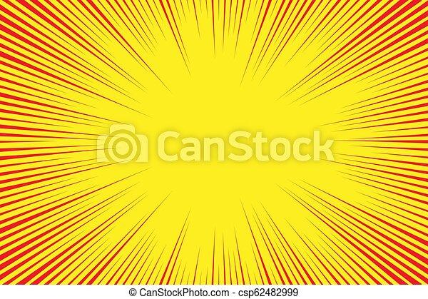 zonnestralen - csp62482999