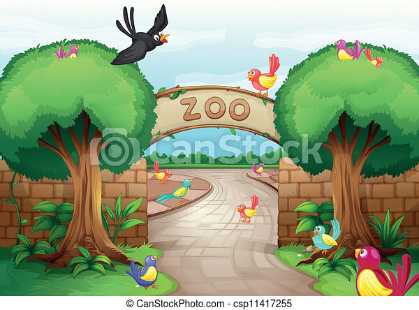 Park Entrance Illustrations And Stock Art 3 748 Park Entrance
