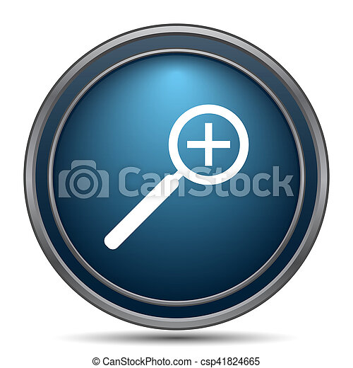 Zoom in icon - csp41824665