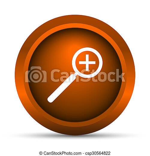 Zoom in icon - csp30564822