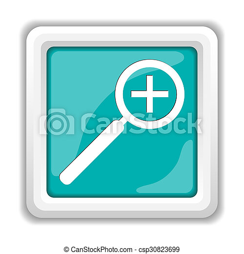 Zoom in icon - csp30823699