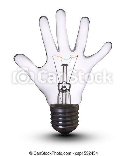 Handlampe - csp1532454