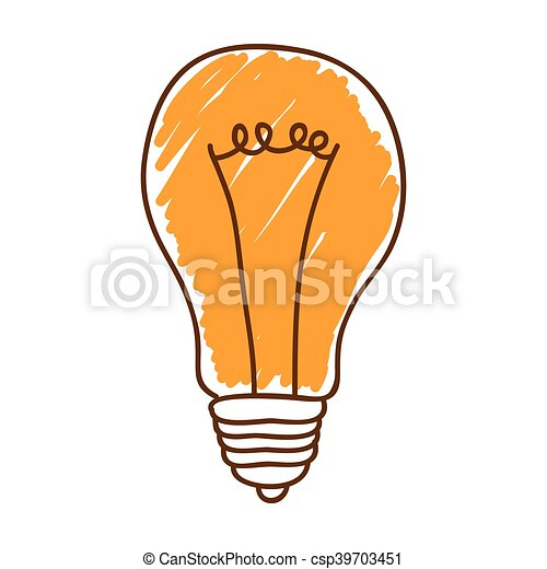 zwiebel skizze macht licht skizze macht elektrizit t clipart vektor suche. Black Bedroom Furniture Sets. Home Design Ideas